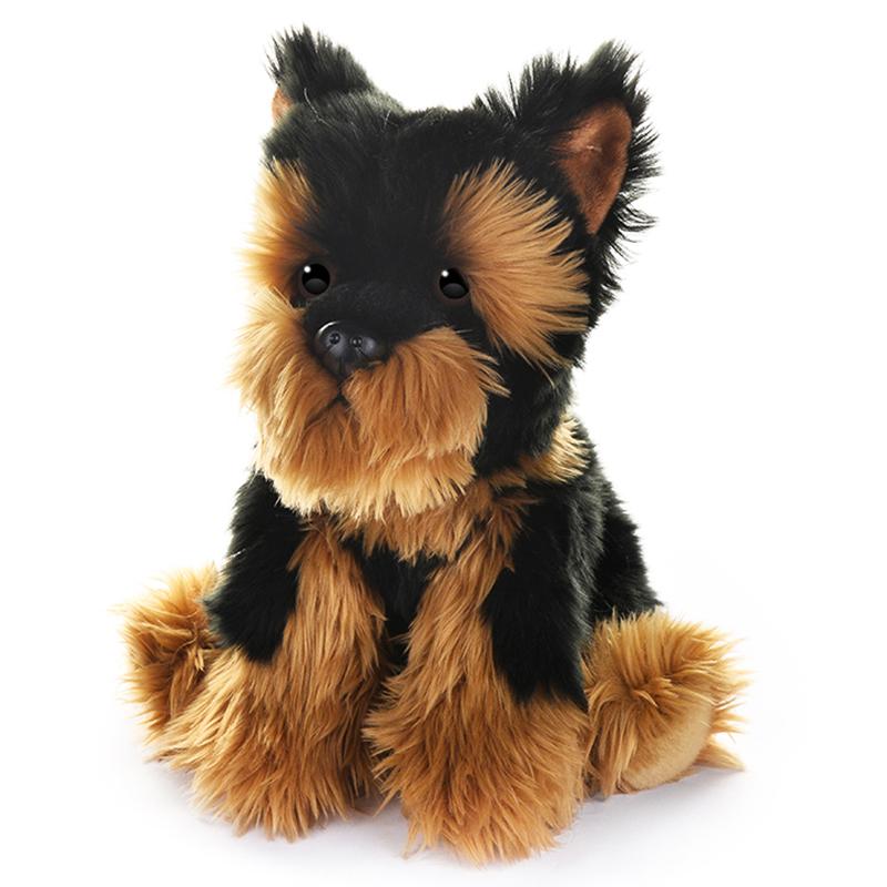 Игрушка мягкая Maxitoys Собака Йорктиз 30 см игрушка мягкая maxitoys калифорнийский кролик 30 см