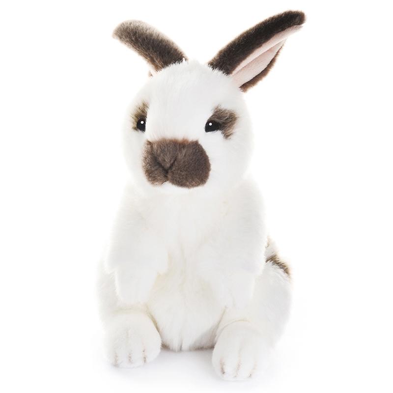 Игрушка мягкая Maxitoys Калифорнийский Кролик 30 см игрушка мягкая maxitoys калифорнийский кролик 30 см