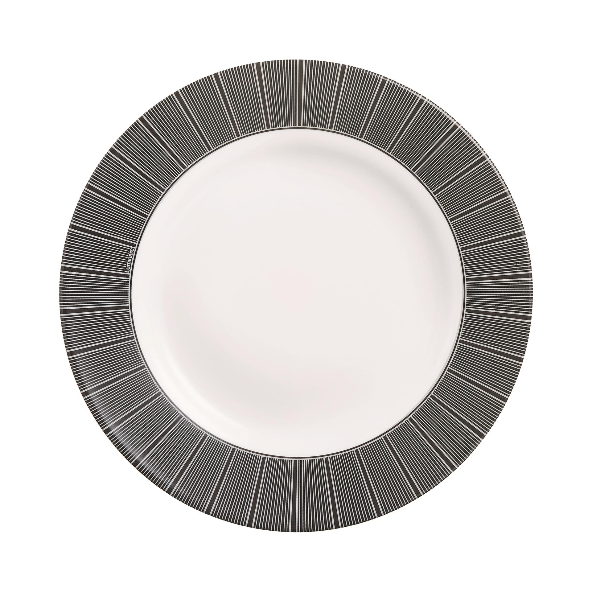 Тарелка десертная Luminarc Astre black 19 см