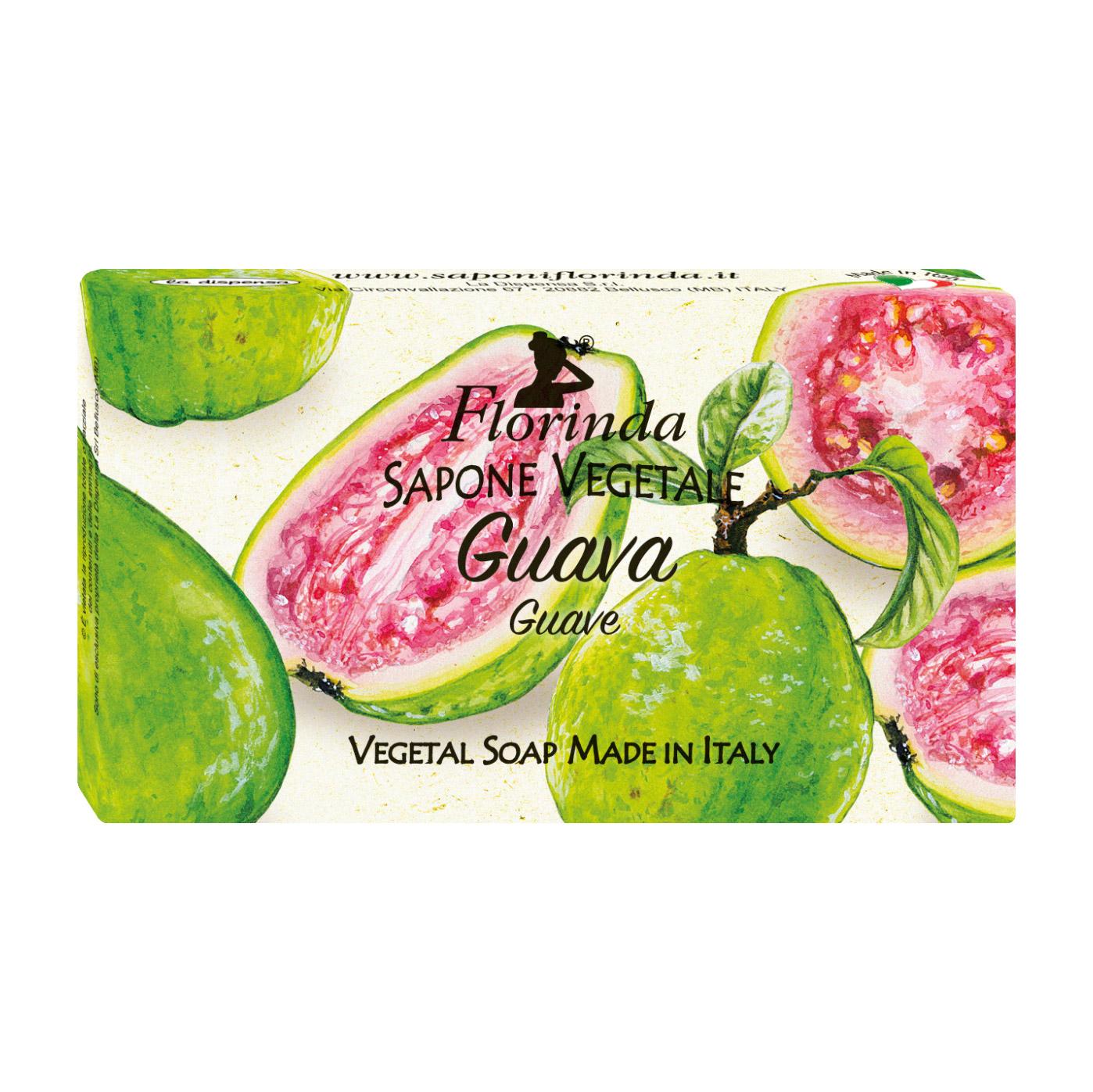 Мыло Florinda Аромат Тропиков Guava 100 г фото