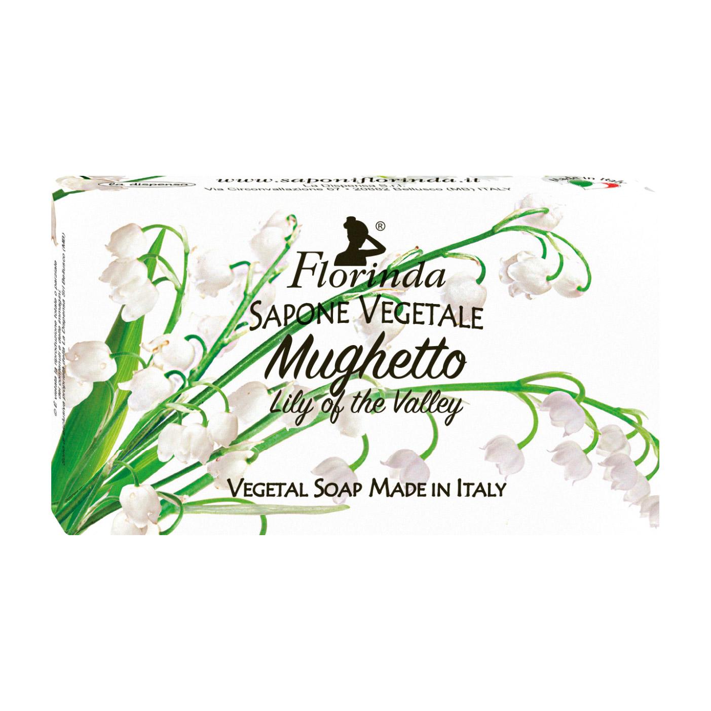 Мыло Florinda Весенние цветы Mughetto 100 г бетховен весенние цветы