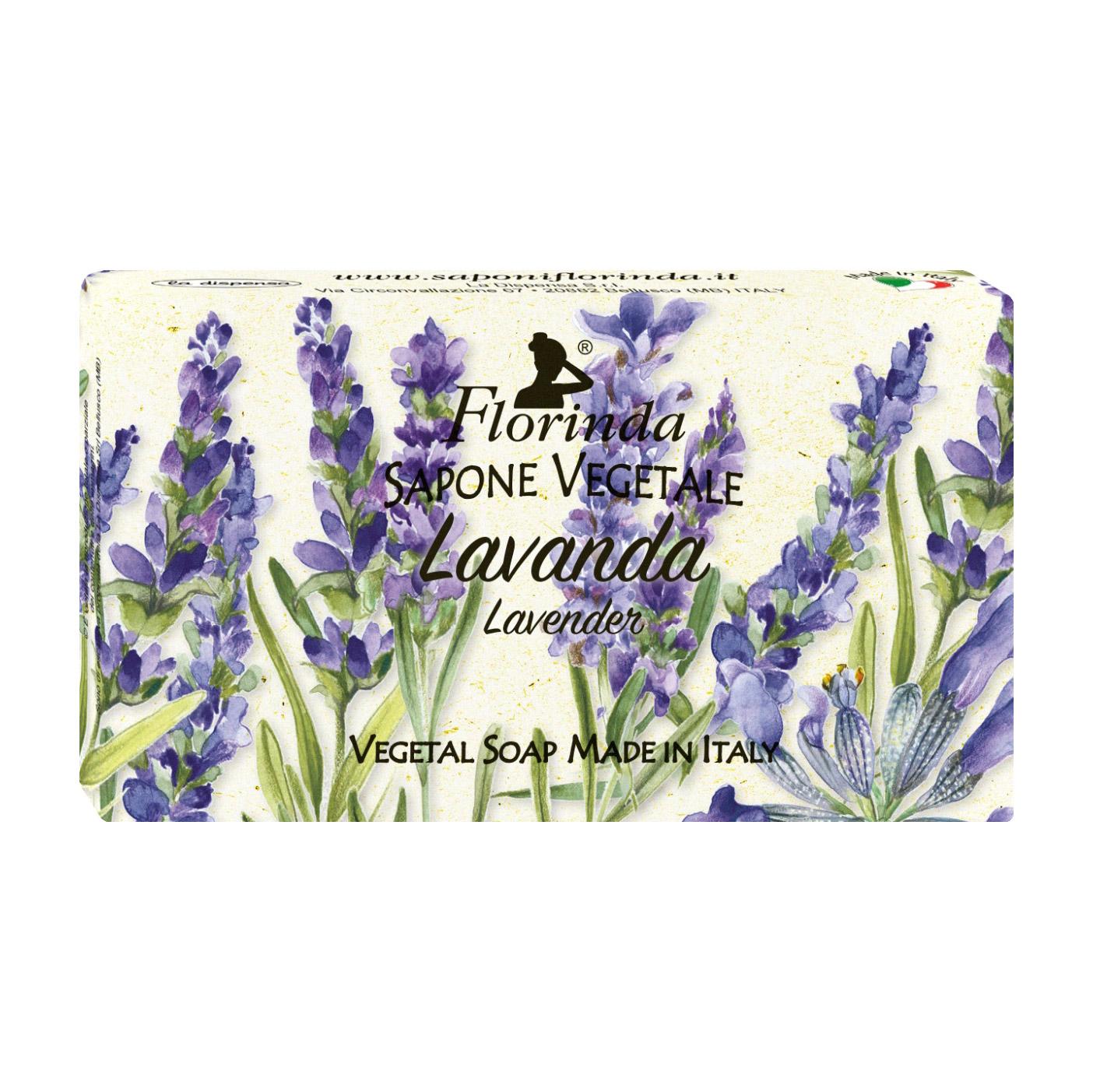Мыло Florinda Весенние цветы Bacche Di Lavanda 200 г бетховен весенние цветы