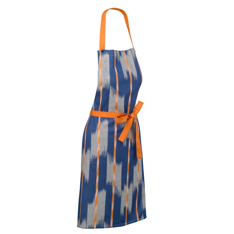 Фартук кухонный Kela Apron Ethno blue 80х67 см