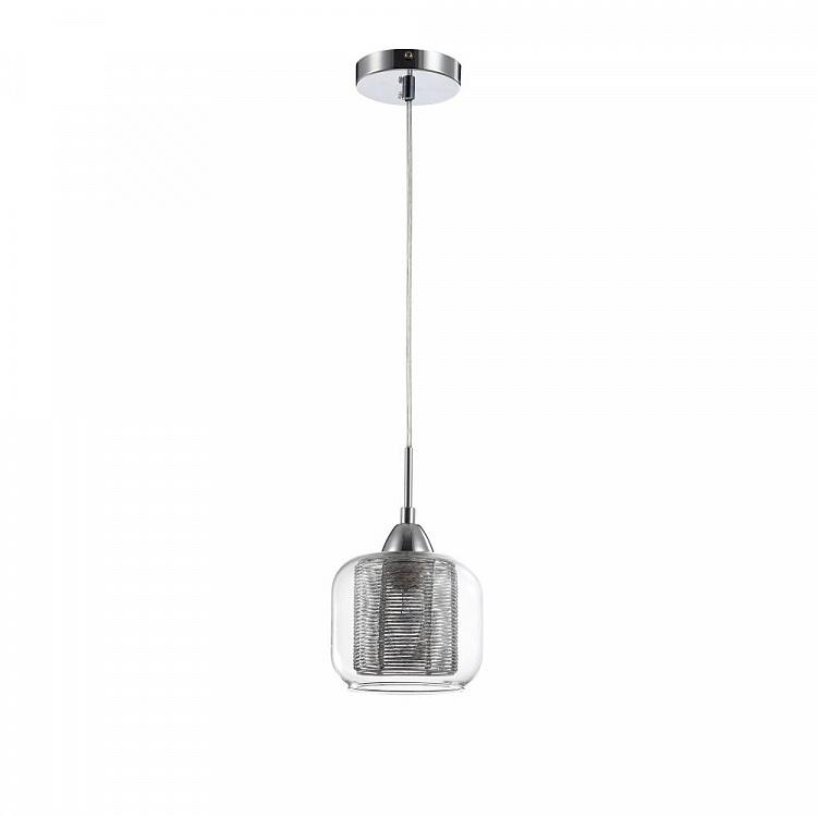 Подвесной светильник Freya FR5314-PL-01-CH Хром 1хE14х40W торшер freya fr2020 fl 01 ch хром 1хe14х40w