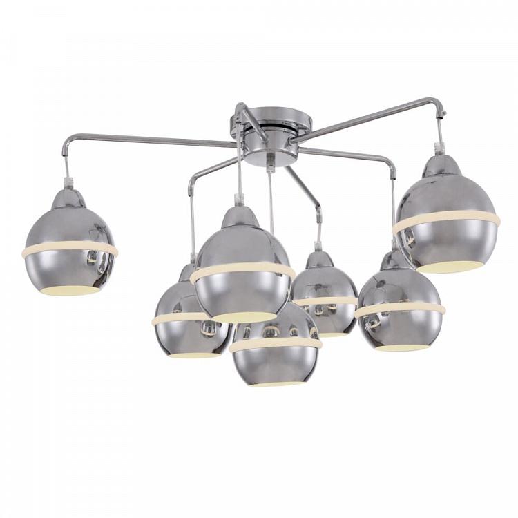 Потолочный светильник Freya FR5004CL-07CH Хром 7хE14х28W