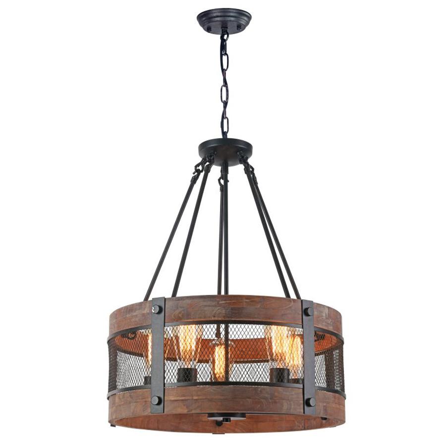 Подвесной светильник Freya FR4561-PL-05-B Черный 5хE27х60W светильник paulmann tucana pl 70473