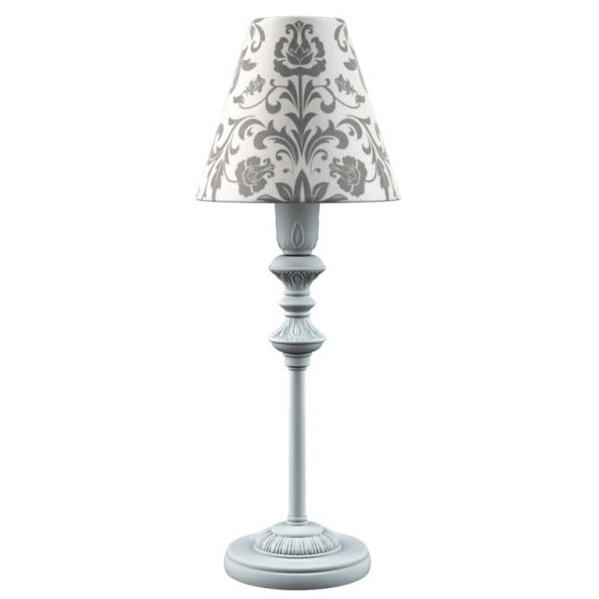 Настольная лампа Maytoni E-11-G-LMP-O-1 Серый 1хE14х40W