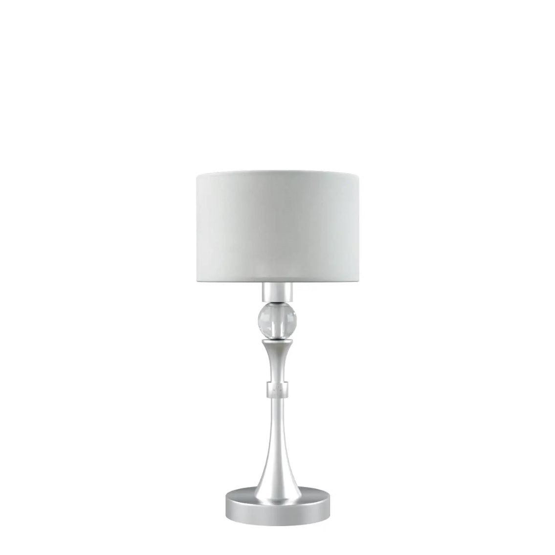 Настольная лампа Maytoni M-11-CR-LMP-Y-19 Хром 1хE14х40W абажур maytoni абажуры lmp 180 w