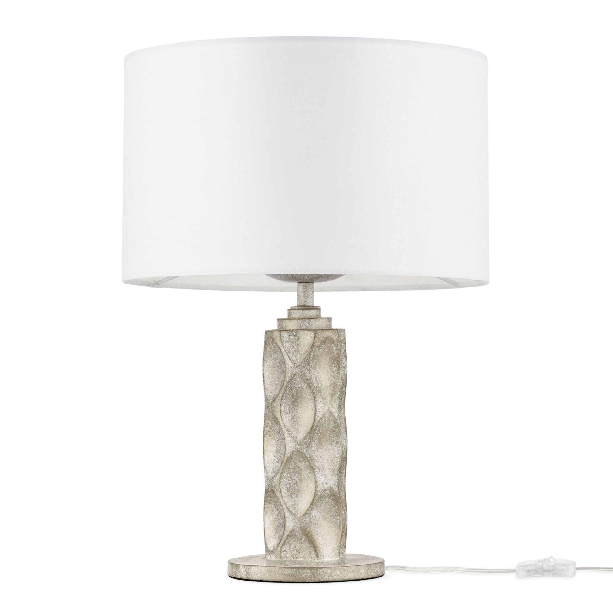 Настольная лампа Maytoni H301-11-G Кремовый с Золотом 1хE27х60W