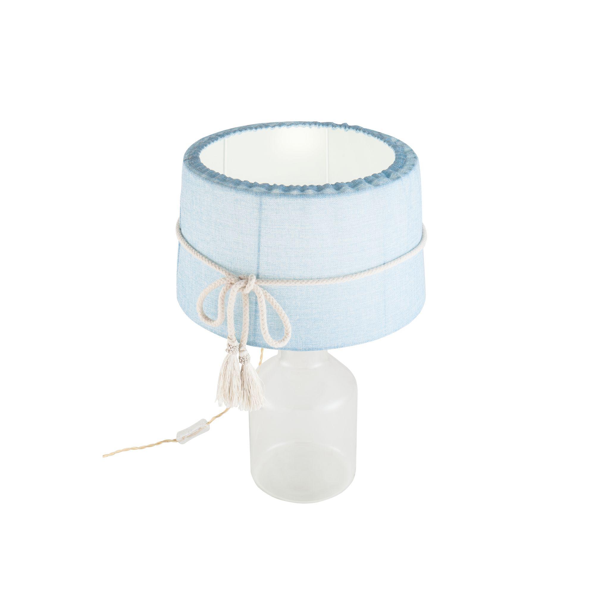 Настольная лампа Maytoni Z673TL-01TR Прозрачный 1хE27х40W фото