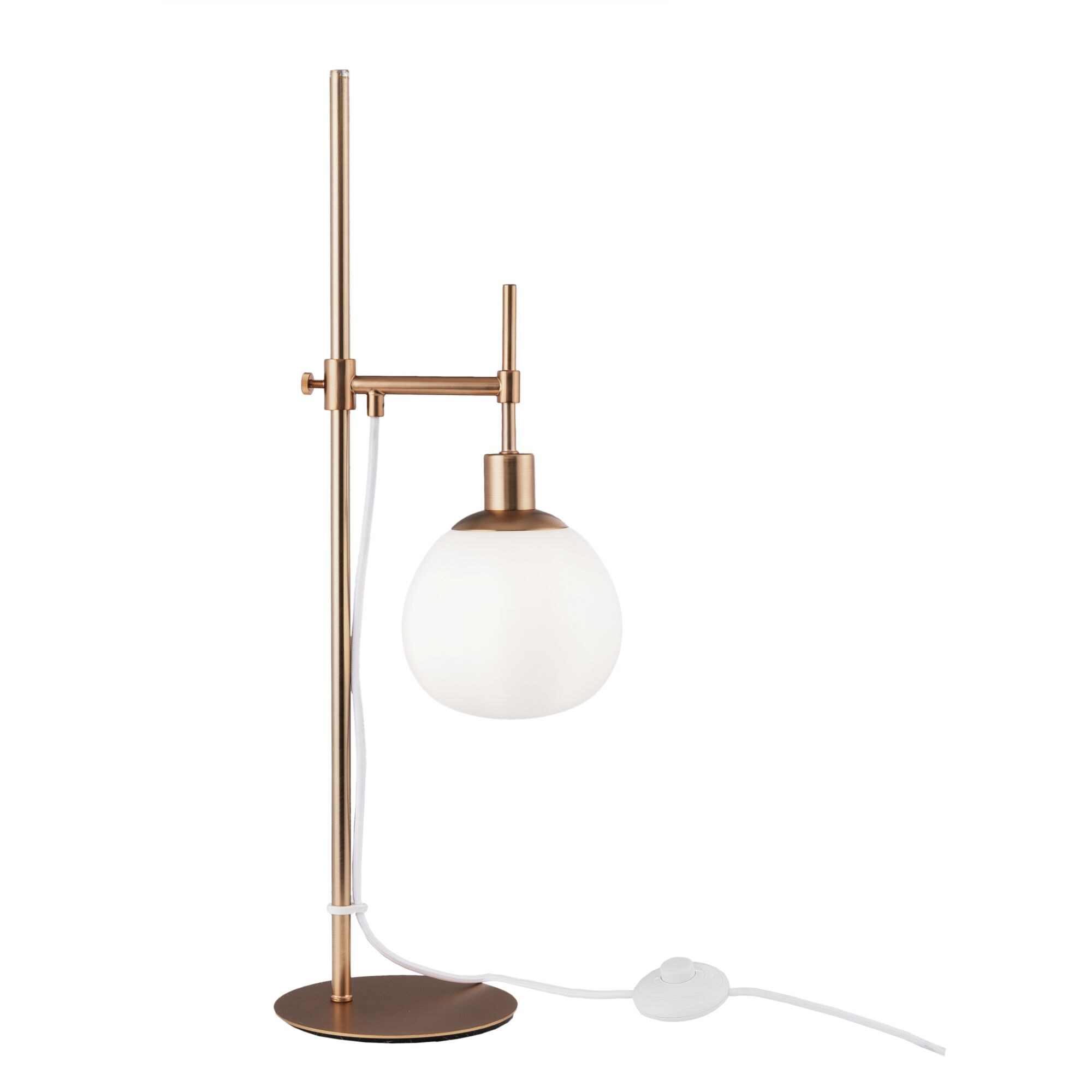 Настольная лампа Maytoni MOD221-TL-01-G Латунь 1хE14х40W