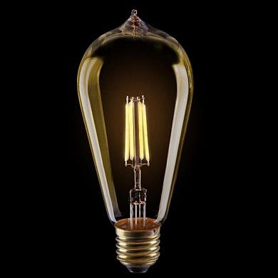 Лампочка Voltega 5526 6W E27 2800К 620Лм