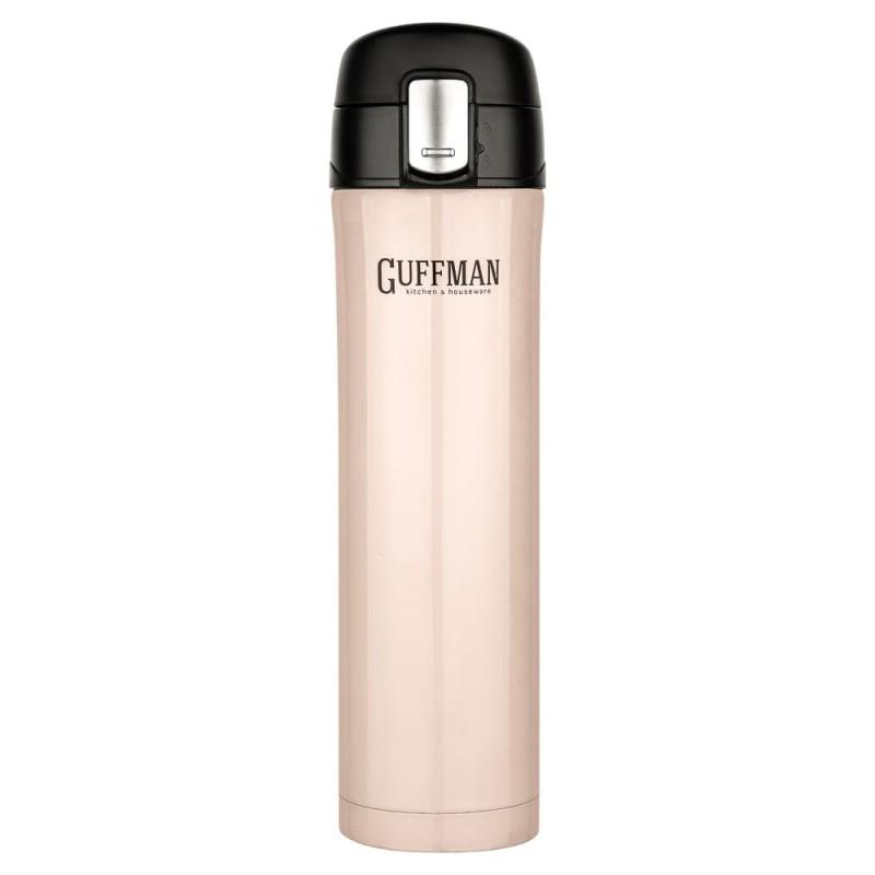 Термос Guffman Sport розовый 500 мл фото