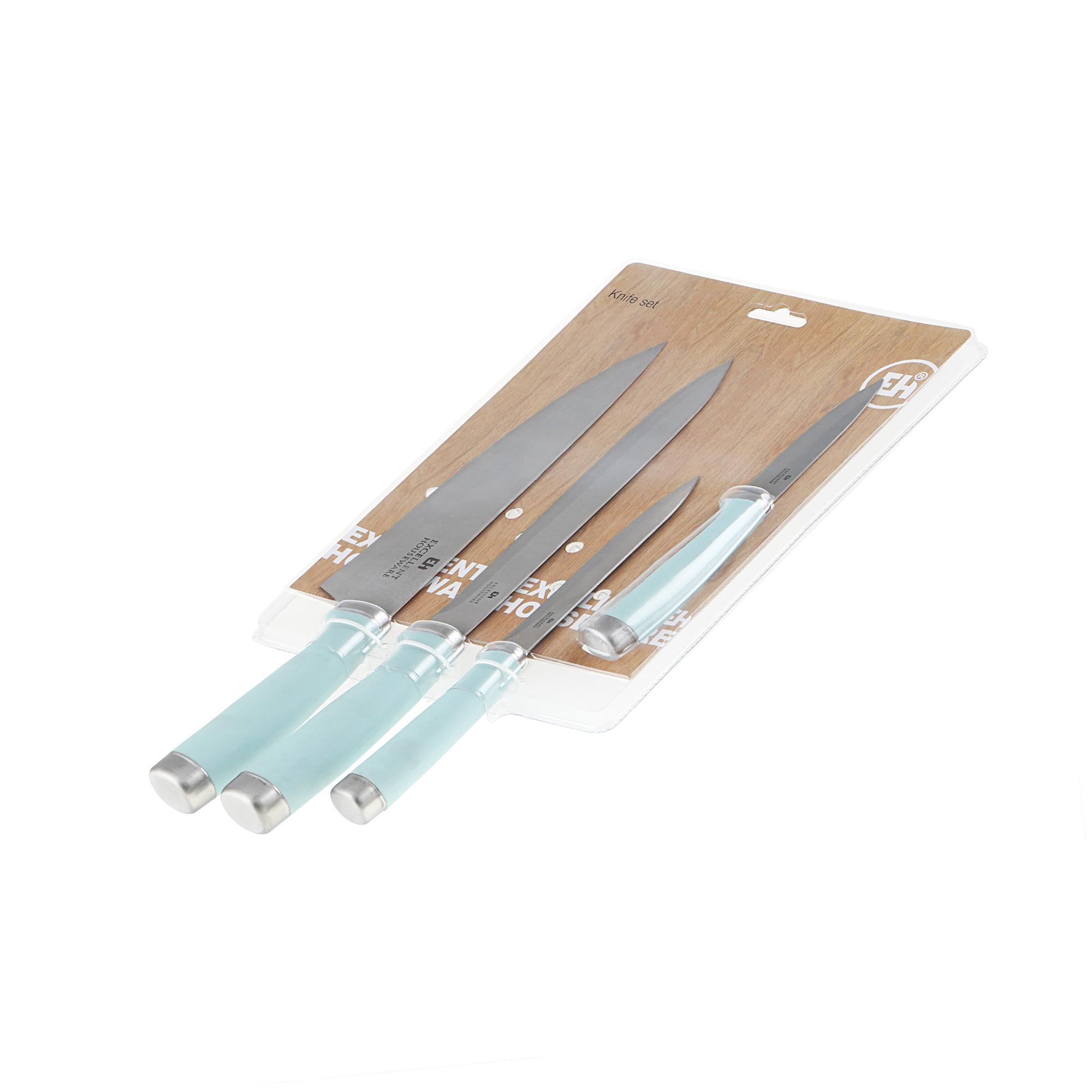 Фото - Набор кухонных ножей Koopman tableware 4 шт набор кухонных ножей zwilling pro 38438 000