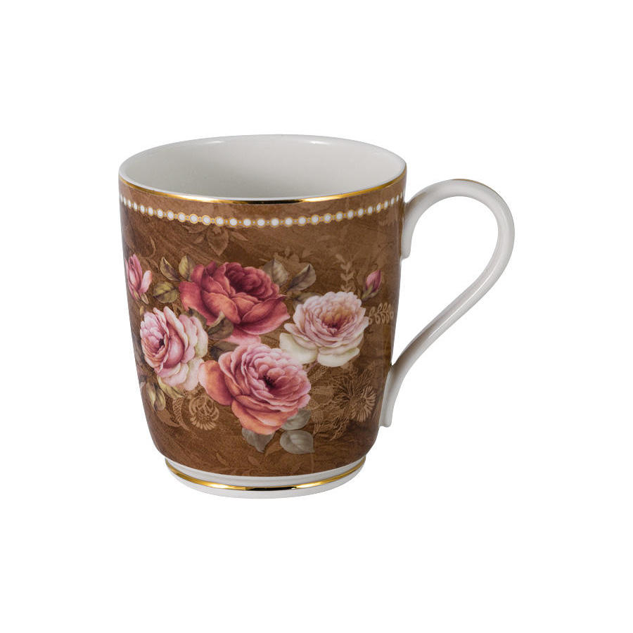 Фото - Кружка Anna Lafarg Английская роза 300 мл anna lafarg кружка марсель 350 мл
