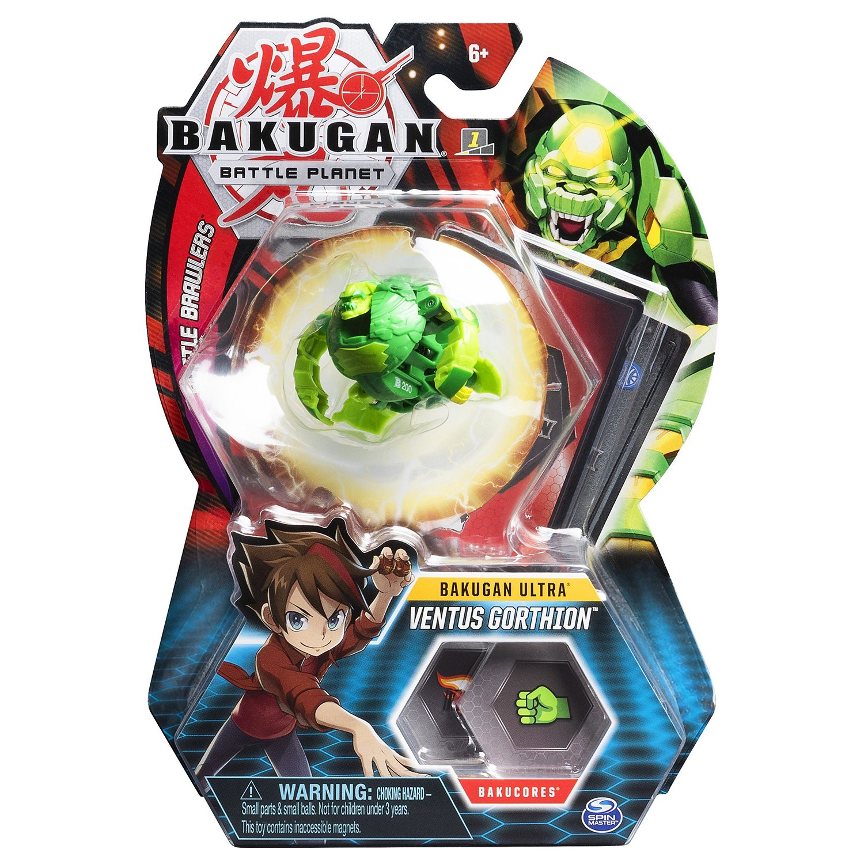 Фигурка-трансформер Bakugan Ультра в ассортименте фигурка трансформер spin master bakugan в ассортименте