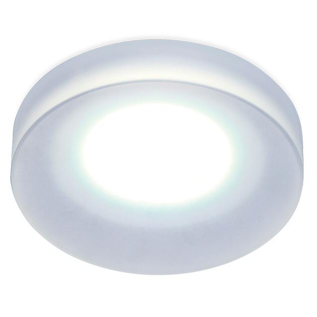Светильник точечный Ambrella light tn135 wh/fr d80х32 фото