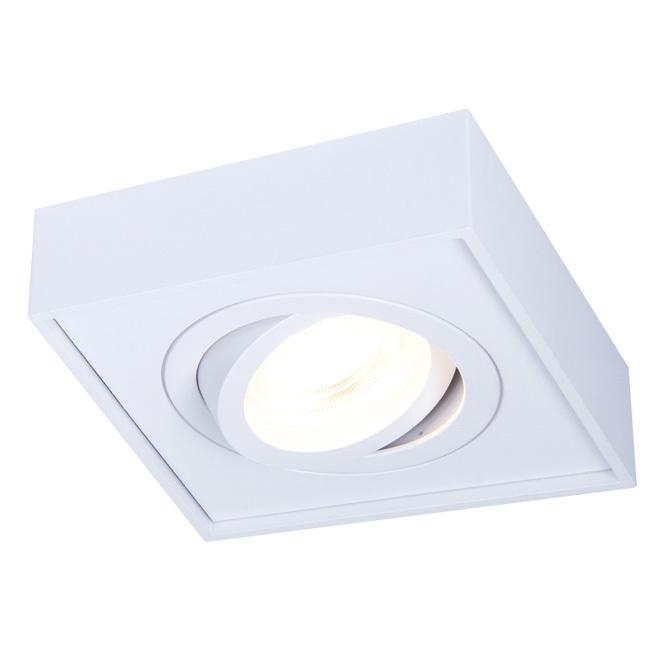 Светильник точечный Ambrella light tn154 wh 96х96х50 фото
