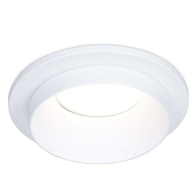 Светильник точечный Ambrella light tn160 wh d92х38 фото