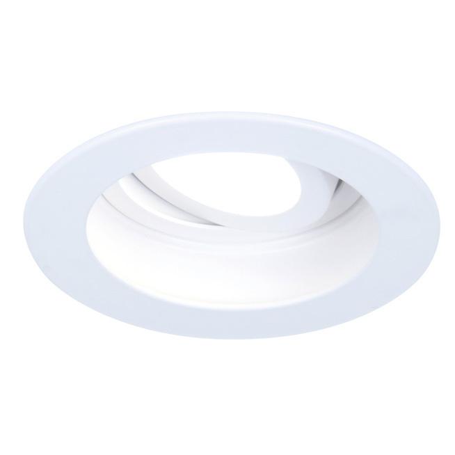 Светильник точечный Ambrella light tn175 wh d100х40 фото