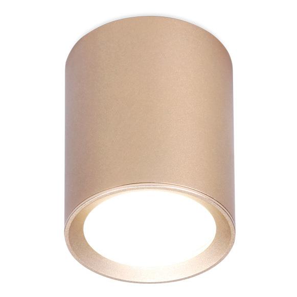 Светильник точечный Ambrella light tn216 gd/s d56х70 фото