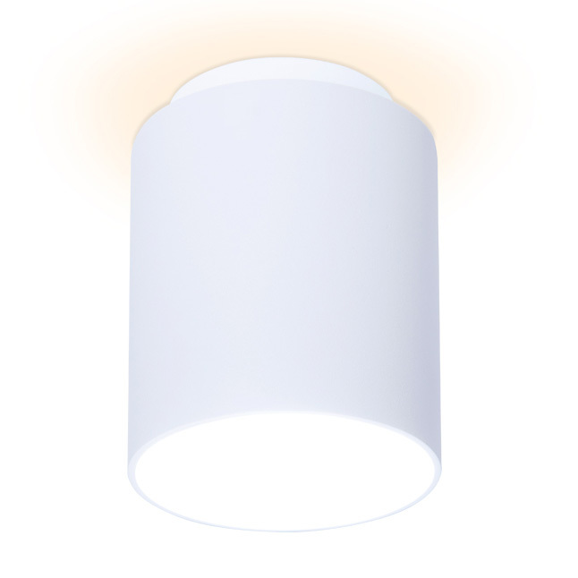 Светильник точечный Ambrella light tn260 wh/s 7w d80х100 фото