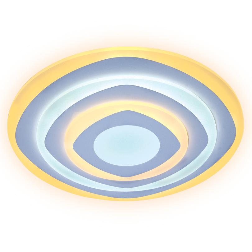 Светильник потолочный Ambrella light fa788 wh 92w пду фото