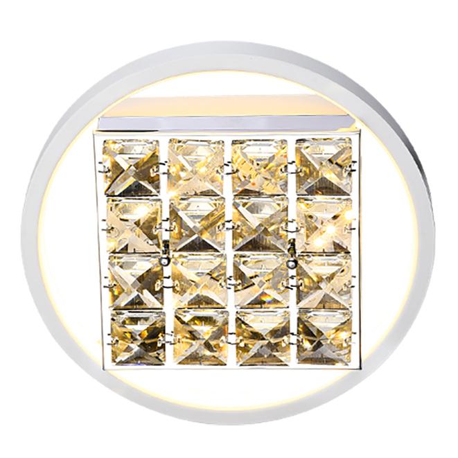 Светильник настенно-потолочный Ambrella light fa104 wh фото