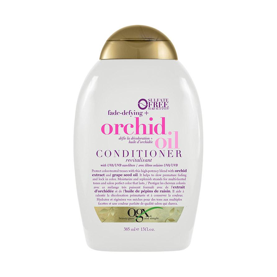Кондиционер для окрашенных волос OGX с маслом орхидеи и виноградных косточек 385 мл кондиционер для окрашенных волос ogx с маслом орхидеи и виноградных косточек 385 мл
