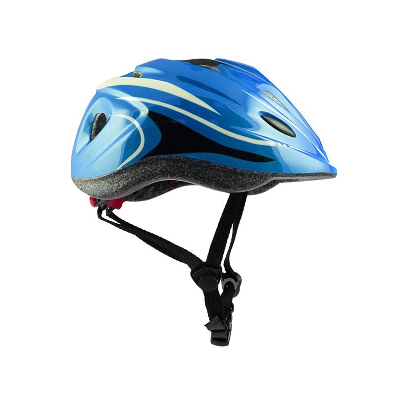 Шлем Детский Maxiscoo, Размер M, Голубой