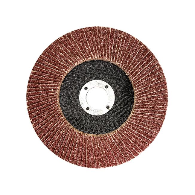Круг лепестковый торцевой Ми КЛТ-1 125 х 22, 2 мм P60