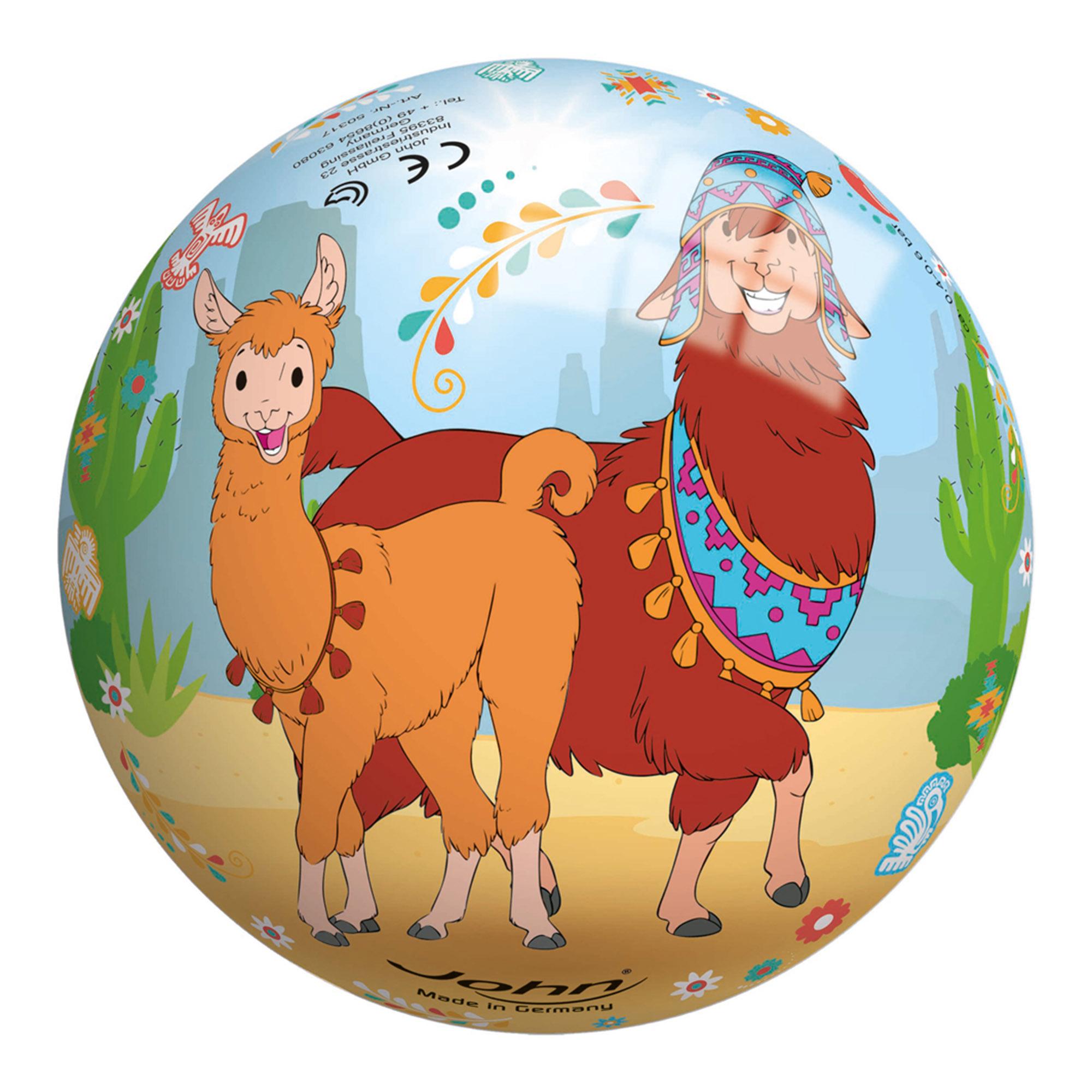 Мяч John Лама 13 см мяч john джамбо 38 см