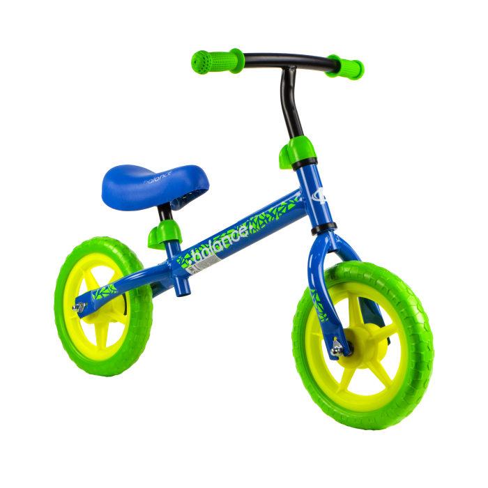 Фото - Беговел Navigator Balance, колеса 10 дюймов navigator скейт navigator пластиковый светящиеся колеса в ассорт