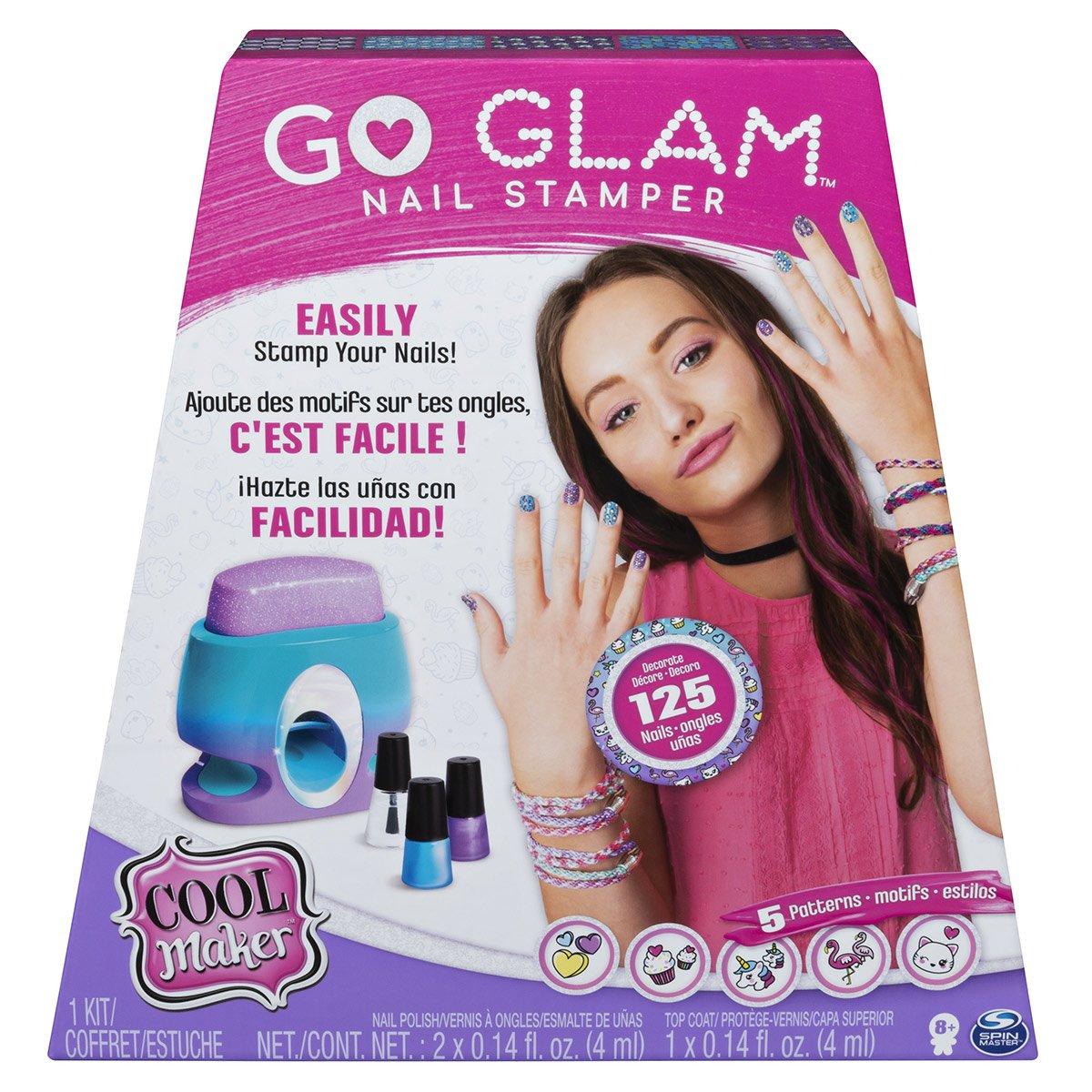 Принтер для ногтей Spin Master Go Glam