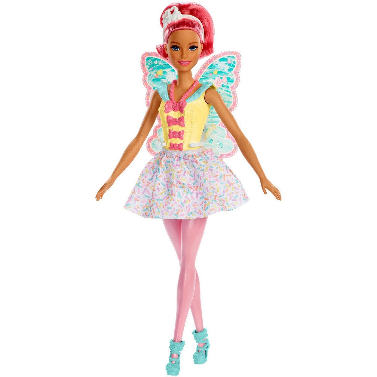 Кукла Mattel Фея Barbie в ассортименте barbie кукла медсестра dvf57