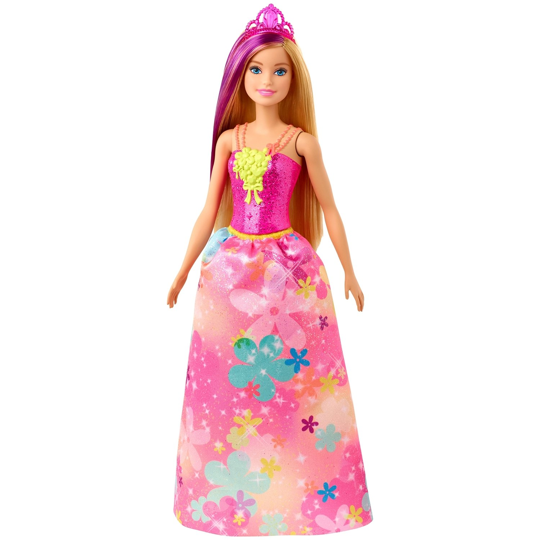 Кукла Mattel Barbie Принцесса в ассортименте barbie кукла медсестра dvf57