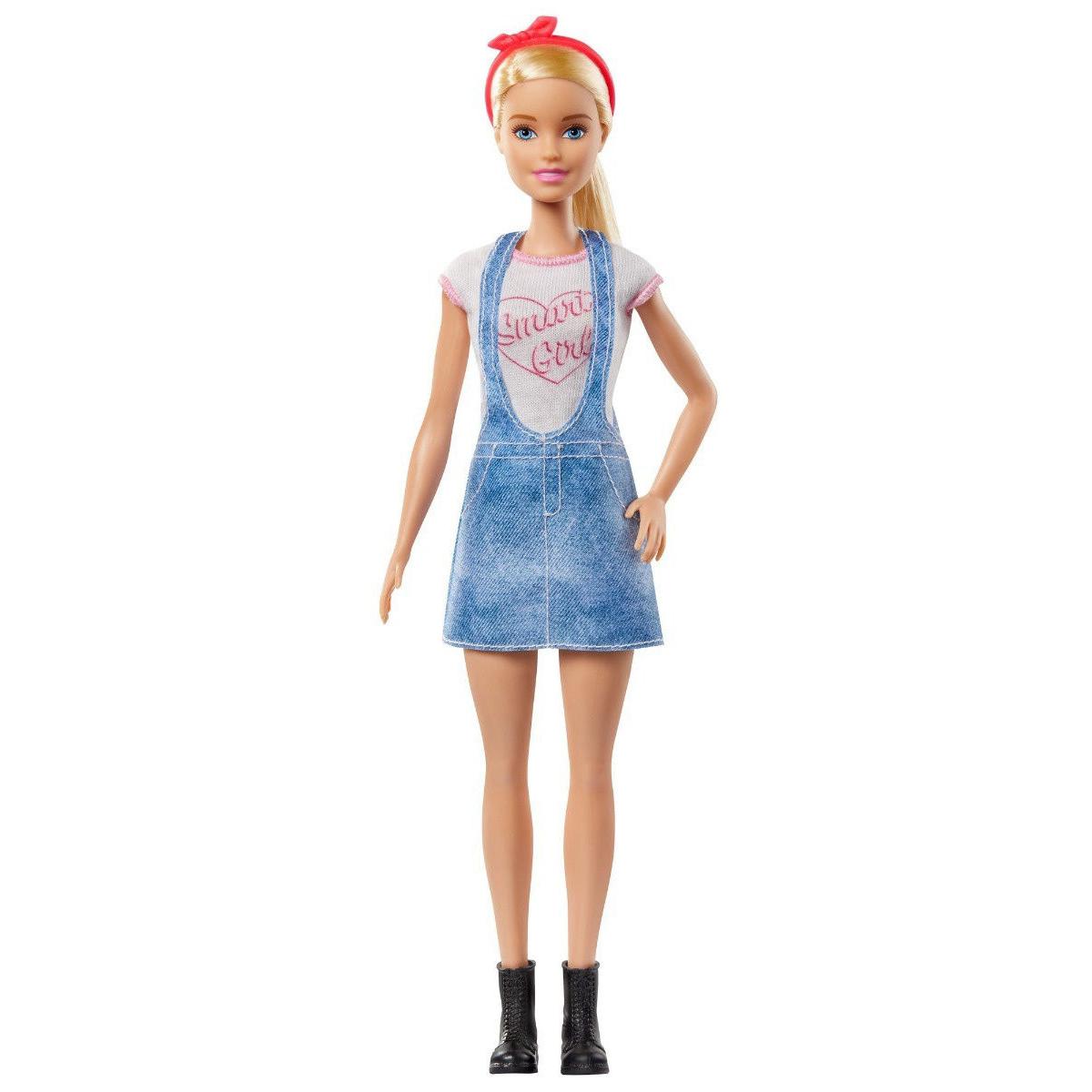 Кукла Mattel Barbie Загадочные профессии GLH62 barbie кукла медсестра dvf57