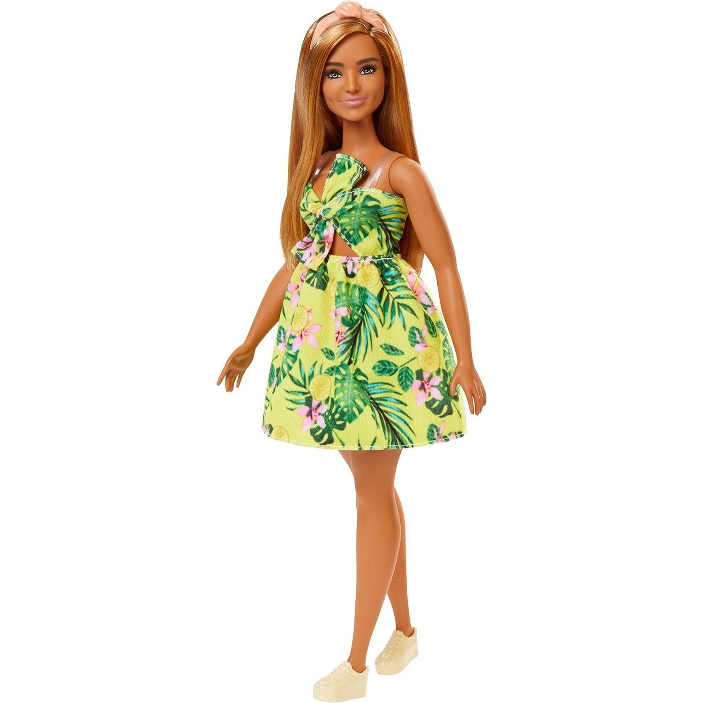 Кукла Mattel Barbie Игра с модой FXL59 barbie кукла медсестра dvf57
