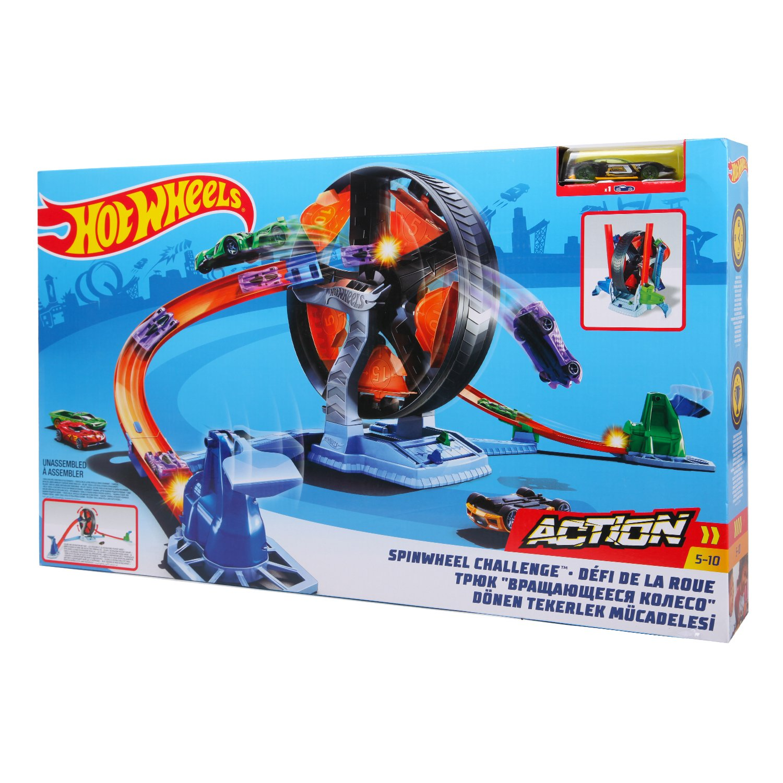 Набор игровой Mattel Hot Wheels Круговое противостояние