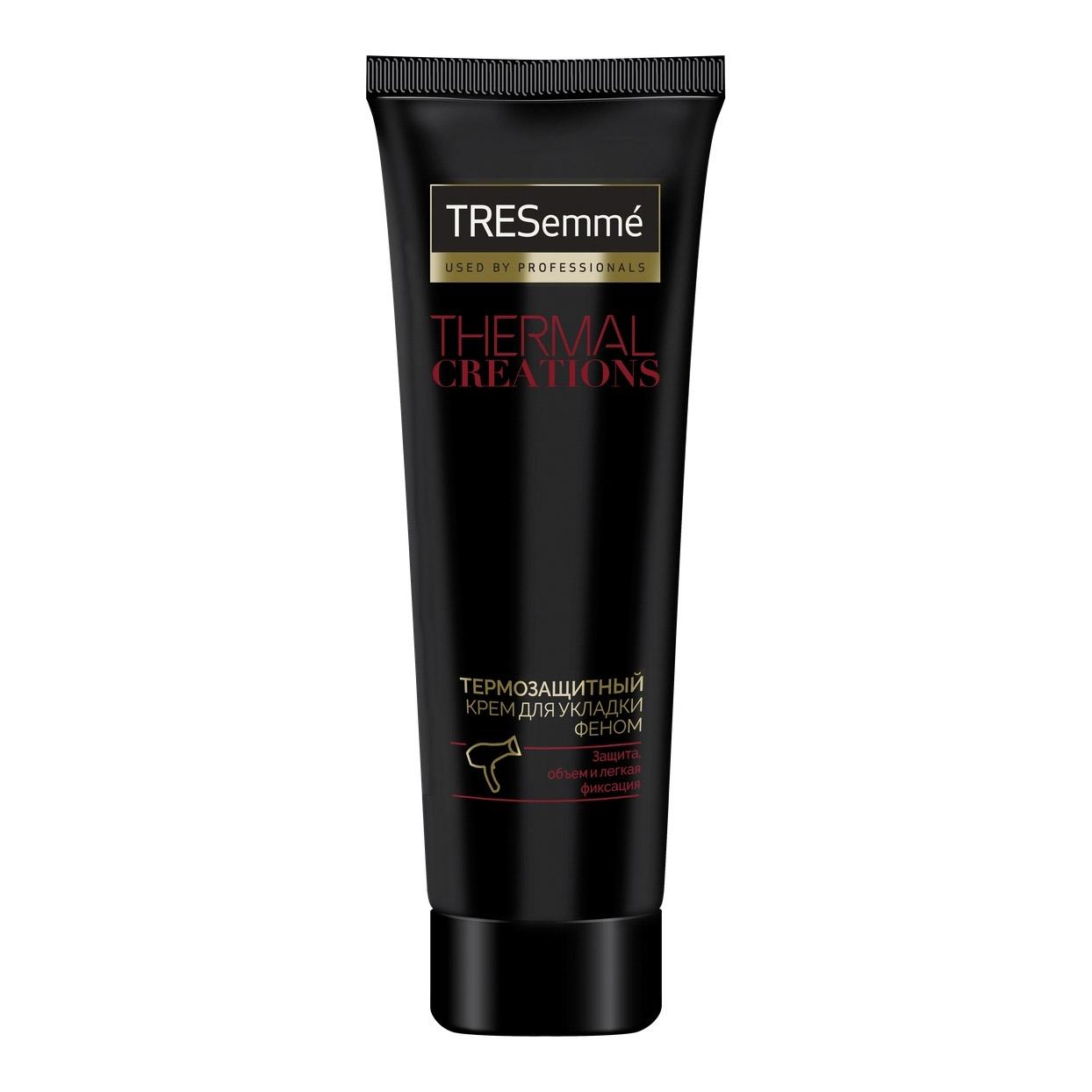 Термозащитный крем для волос TRESemmé Thermal Creations 70 мл