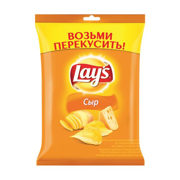 Чипсы картофельные Lays Сыр 90 г чипсы bon giorno картофельные сыр дорблю 90 г
