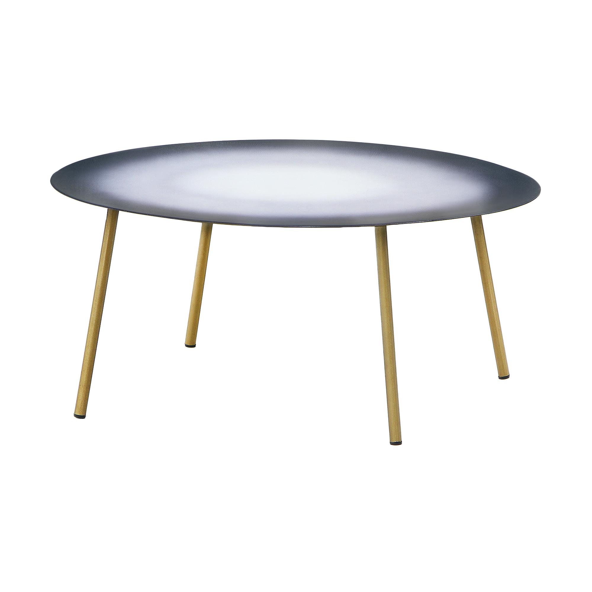 Столик кофейный Bizzotto desur 80х80х37 см liberty home кофейный столик duval gold