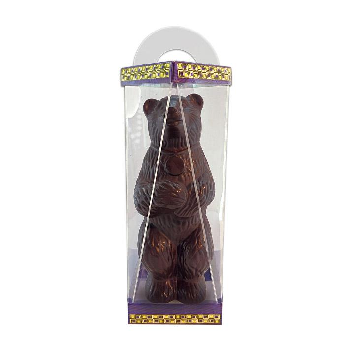 Шоколадная фигурка Золотое Правило Медведь бурый 360 г правило masalta ав12
