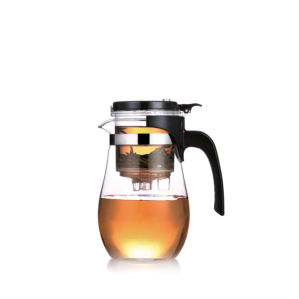 Чайник заварочный Fissman Gunfu 900 мл rainstahl заварочный чайник 7201 90 rs tp 900 мл стальной