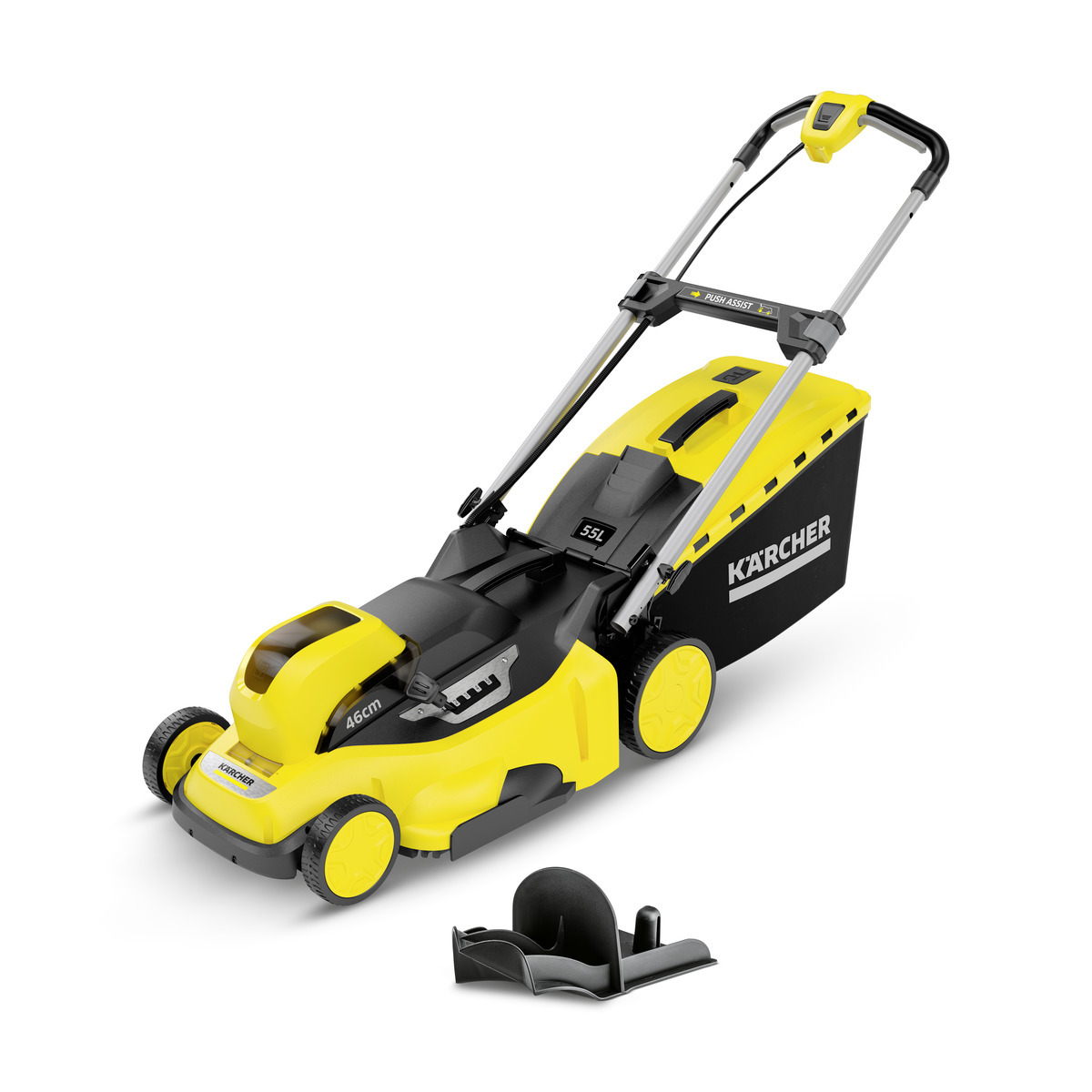 Газонокосилка Karcher lawn mower lmo 36-46