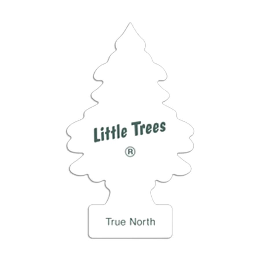 Ароматизатор ёлочка Little Trees Сердце севера
