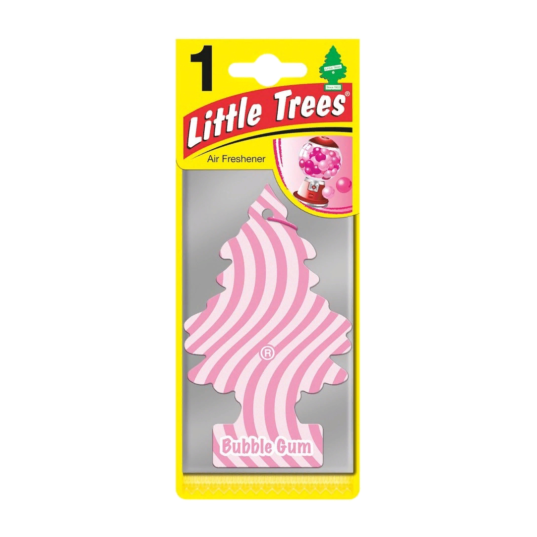 Ароматизатор ёлочка Little Trees Бабл гам