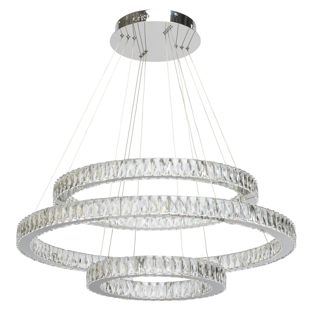Люстра MW-Light 498012003 184/1w led