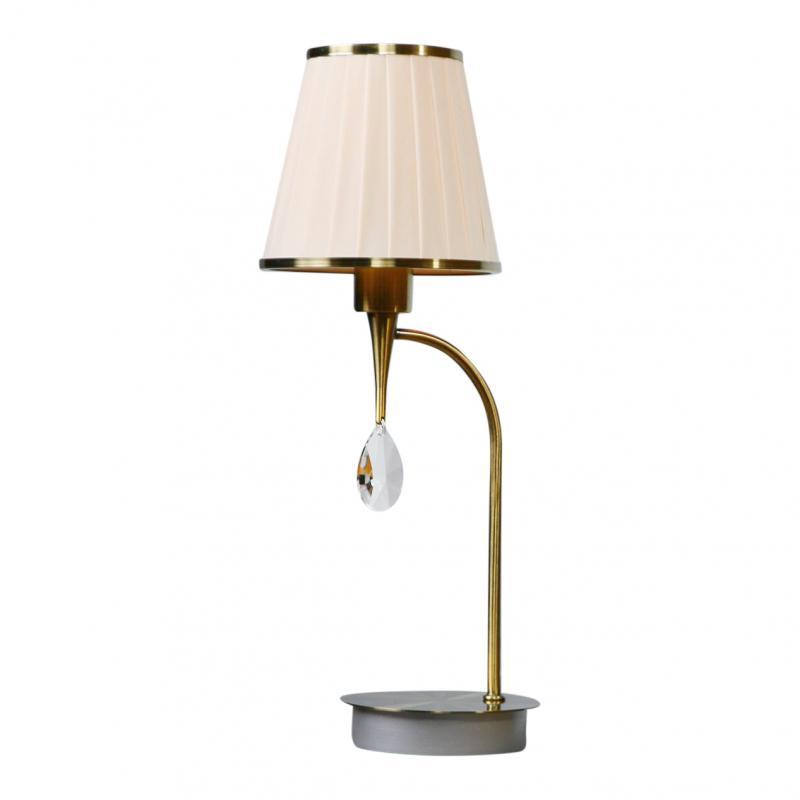 Лампа настольная Brizzi ma 01625t/001 bronze cream настольная лампа brizzi ma 01625t 001 bronze cream