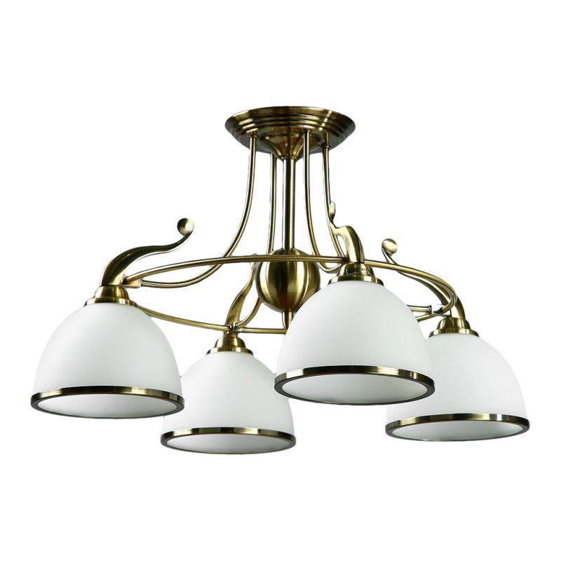 Светильник потолочный Brizzi ma 02401cb/004 bronze